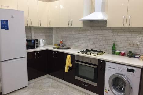 Сдается 2-комнатная квартира посуточно в Красной Поляне, Сочи,ул. Трудовой Славы, д. 10.