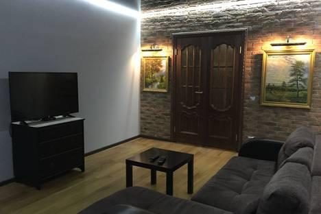 Сдается 1-комнатная квартира посуточно, переулок Дзержинского, 12.