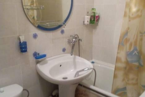 Сдается 2-комнатная квартира посуточно в Домбае, Карачаево-Черкесская Республика,улица Пихтовый мыс дом 3.