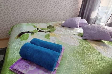 Сдается 1-комнатная квартира посуточно в Иркутске, бульвар Рябикова, 101.