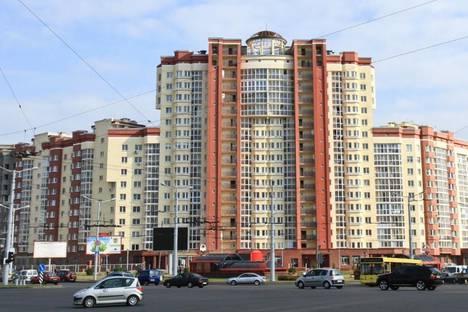Сдается 3-комнатная квартира посуточно в Минске, улица Притыцкого, 97.