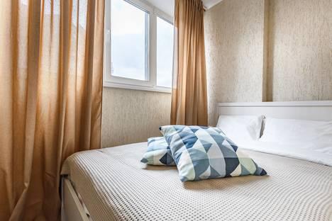 Сдается 1-комнатная квартира посуточно в Химках, Московская область,улица 9 Мая, 21к2.