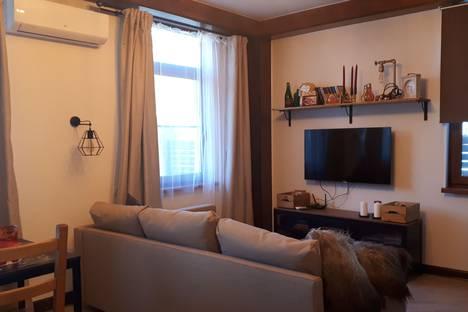 Сдается 1-комнатная квартира посуточно, городской округ Сочи, село Эстосадок, Переселенческая улица.