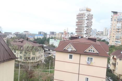 Сдается 1-комнатная квартира посуточно в Сочи, Краснодарский край, Сочи.