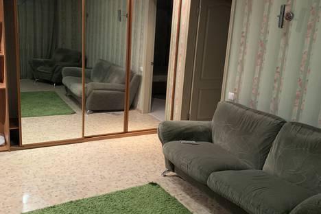 Сдается 2-комнатная квартира посуточно в Нижнем Новгороде, улица Белинского, 102.