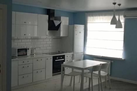 Сдается 2-комнатная квартира посуточно, улица Матусевича, 66.