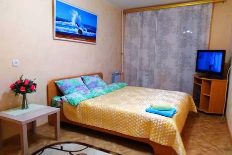 Сдается 1-комнатная квартира посуточно в Хабаровске, ул.Панькова 23.