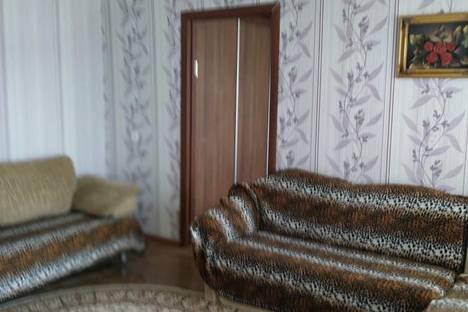 Сдается 2-комнатная квартира посуточно в Павлодаре, улица 1 Мая, 23.