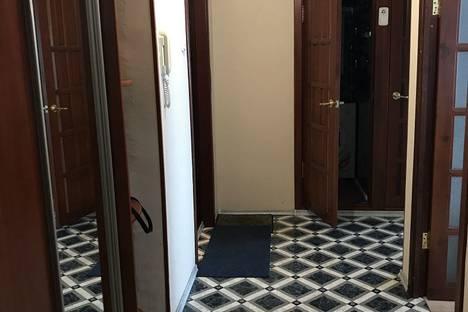 Сдается 2-комнатная квартира посуточно в Новополоцке, улица Якуба Коласа 40.