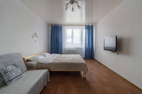 Сдается 1-комнатная квартира посуточно в Череповце, Городецкая улица, 1.