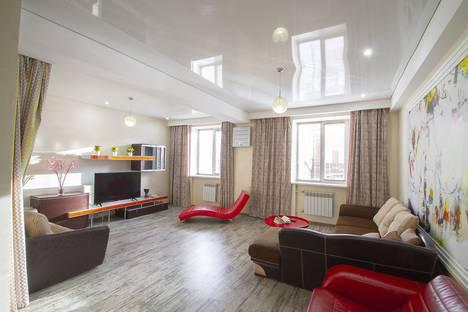 Сдается 2-комнатная квартира посуточно в Ярославле, Депутатская улица, 6/1А.