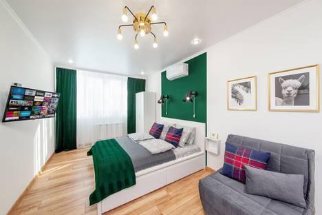 Сдается 1-комнатная квартира посуточно в Краснодаре, улица Коммунаров, 270к1.