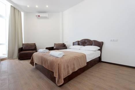 Сдается 1-комнатная квартира посуточно, Республика Крым,Черноморская набережная, 1Д.