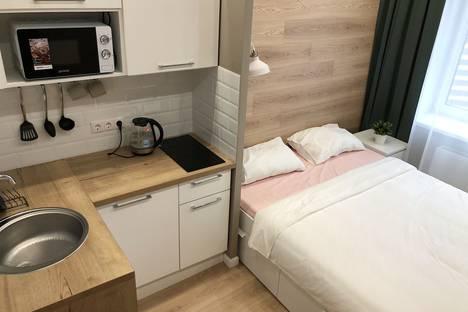 Сдается 1-комнатная квартира посуточно в Красногорске, Московская область,Парковая улица, 8.