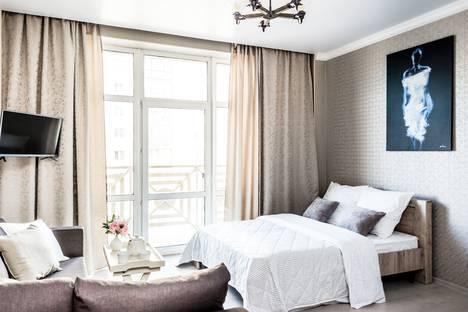 Сдается 1-комнатная квартира посуточно в Екатеринбурге, улица Белинского, 30.