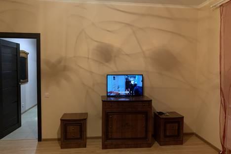 Сдается 1-комнатная квартира посуточно в Яблоновском, Тахтамукайский район,Шоссейная улица, 71.