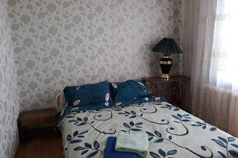Сдается 2-комнатная квартира посуточно, ул.ст.лта Сибирякова 58.