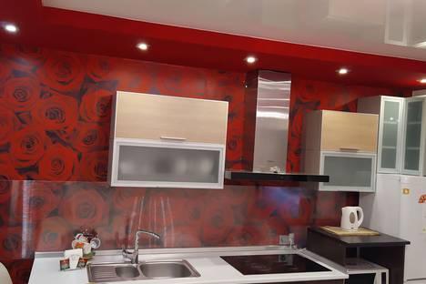Сдается 1-комнатная квартира посуточно в Волгограде, Новоузенская улица, 2А.
