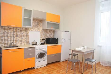 Сдается 2-комнатная квартира посуточно в Красноярске, улица 9 Мая, 61.
