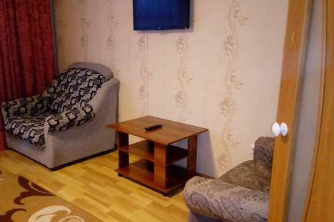 Сдается 1-комнатная квартира посуточно в Шерегеше, ул. Дзержинского, 20/1.