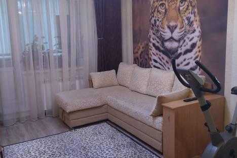 Сдается 2-комнатная квартира посуточно в Тольятти, Тольятти.