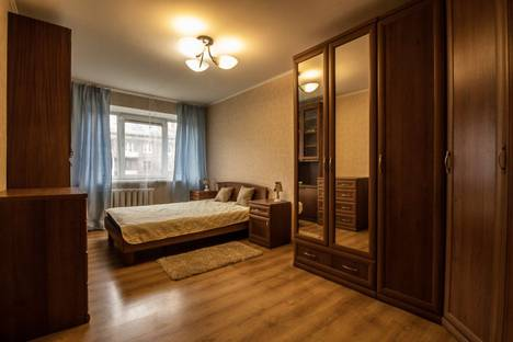 Сдается 1-комнатная квартира посуточно в Калининграде, ул. Кирова д. 45.