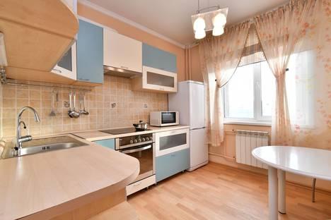 Сдается 2-комнатная квартира посуточно в Красноярске, Советский район, микрорайон Взлетка, улица Весны, 3.