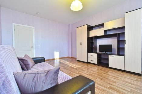 Сдается 2-комнатная квартира посуточно в Красноярске, улица Молокова, 28А.