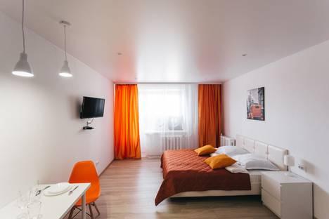 Сдается 1-комнатная квартира посуточно в Вологде, Новгородская улица, 8.