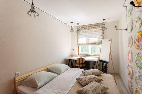 Сдается 2-комнатная квартира посуточно в Вологде, Галкинская улица, 46.