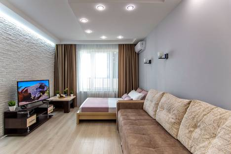 Сдается 1-комнатная квартира посуточно в Уфе, улица Энтузиастов, 16.