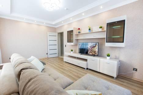 Сдается 2-комнатная квартира посуточно в Уфе, улица Рудольфа Нуреева, 6.