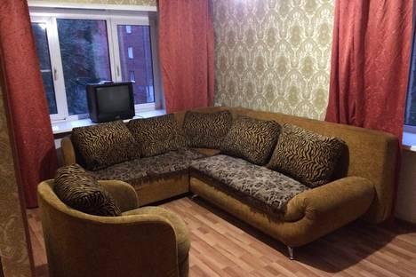 Сдается 1-комнатная квартира посуточно в Новокузнецке, Кирова 43.