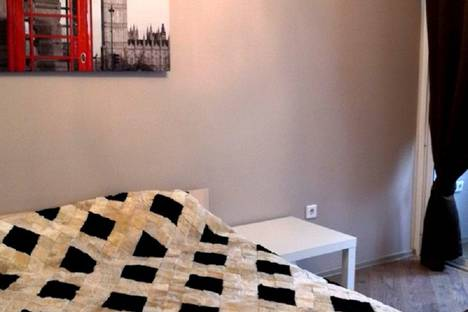 Сдается 1-комнатная квартира посуточно в Рязани, улица Чапаева, 57.