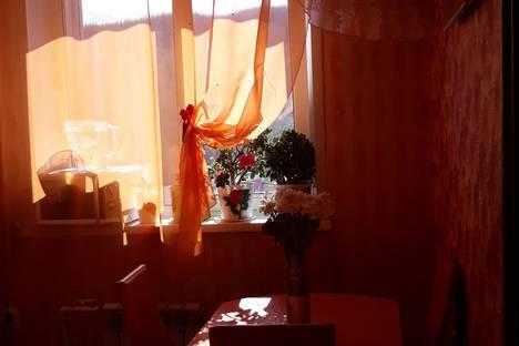 Сдается 2-комнатная квартира посуточно в Шерегеше, улица Кирова, 7А.