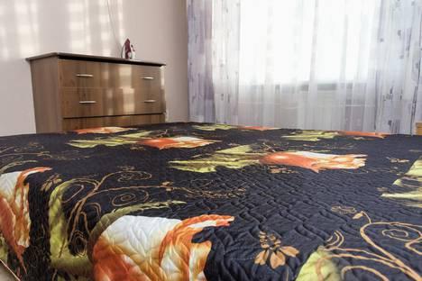 Сдается 2-комнатная квартира посуточно в Челябинске, улица Сони Кривой, 26.