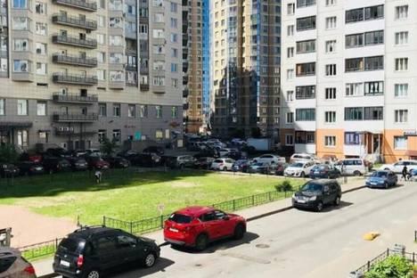 Сдается 2-комнатная квартира посуточно в Санкт-Петербурге, улица Композиторов.