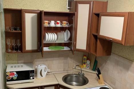 Сдается 1-комнатная квартира посуточно в Когалыме, Ханты-Мансийский автономный округ,улица Дружбы Народов, 10.
