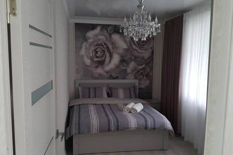 Сдается 2-комнатная квартира посуточно в Бишкеке, проспект Манаса, 47.