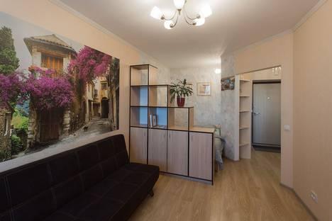 Сдается 1-комнатная квартира посуточно в Нижнем Новгороде, Березовская улица, 124.