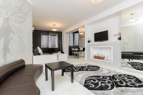 Сдается 3-комнатная квартира посуточно в Кишиневе, улица Лев Толстой, 24/1.