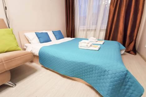 Сдается 1-комнатная квартира посуточно, проспект Просвещения, 15.