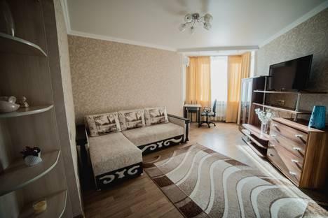 Сдается 1-комнатная квартира посуточно в Ростове-на-Дону, улица Малюгиной, 228.
