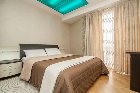 Сдается 2-комнатная квартира посуточно в Кишиневе, улица Лев Толстой, 24/1.
