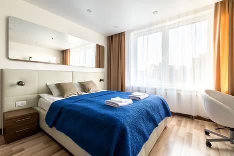 Сдается 1-комнатная квартира посуточно, улица Хошимина, 16.