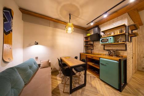 Сдается 1-комнатная квартира посуточно, Краснодарский край, городской округ Сочи, село Эстосадок, Эстонская улица, 37к7.