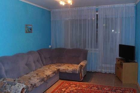 Сдается 2-комнатная квартира посуточно в Шерегеше, улица Дзержинского, 19.