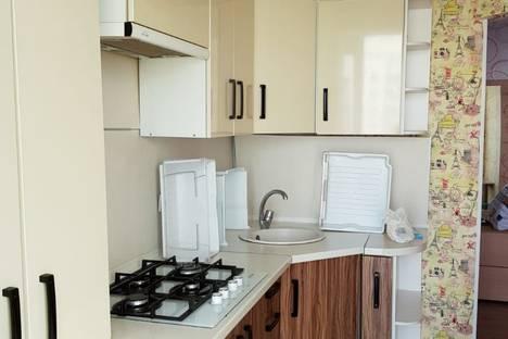 Сдается 1-комнатная квартира посуточно, Шпаковский район,жилой район Гармония, Прекрасная улица, 9.