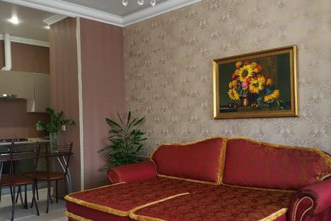 Сдается 2-комнатная квартира посуточно в Геленджике, Краснодарский край,Южная улица, 35/1.