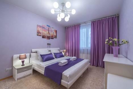 Сдается 2-комнатная квартира посуточно в Нижневартовске, Ханты-Мансийский автономный округ,улица Ленина, 17/1.